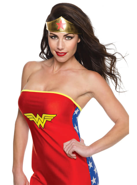 Tiara de Wonder Woman