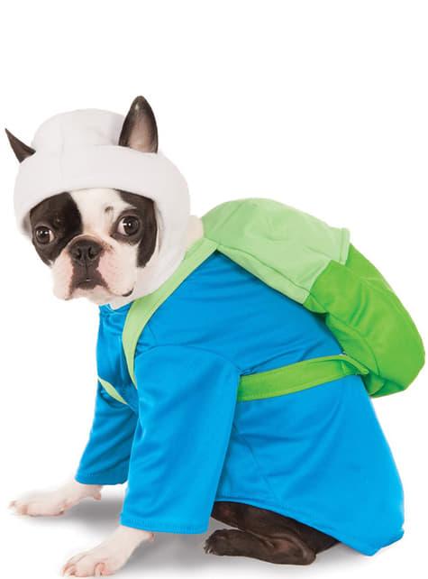 Dogs' Finn Adventure Time Costume