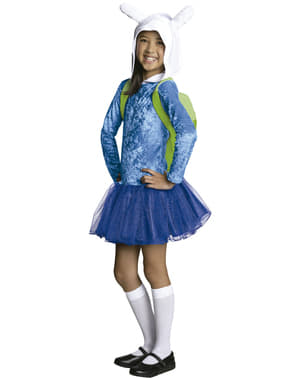 Costume da Fionna Adeventure Time per bambina