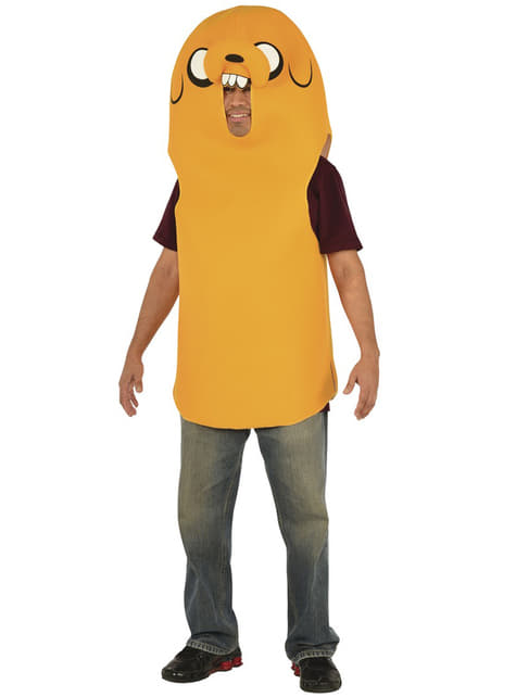 Men's Jake Adventure Time Costume