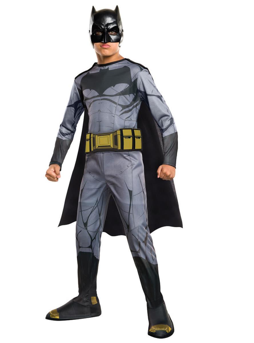 costume batman batman v superman enfant funidelia. Black Bedroom Furniture Sets. Home Design Ideas
