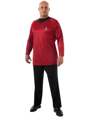 Déguisement Scotty Star Trek homme grande taille