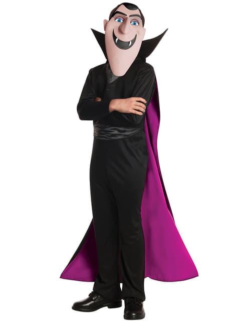 Disfraz de Drácula Hotel Transylvania para niño