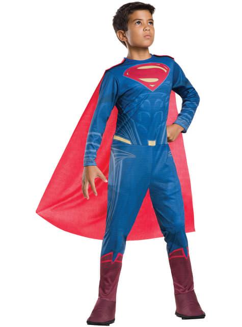 Boy's Superman: Batman v Superman Costume