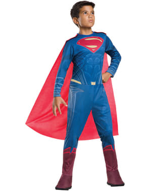 Superman Kostüm für Jungen aus Batman vs Superman