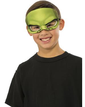 Maschera da Hulk infantile