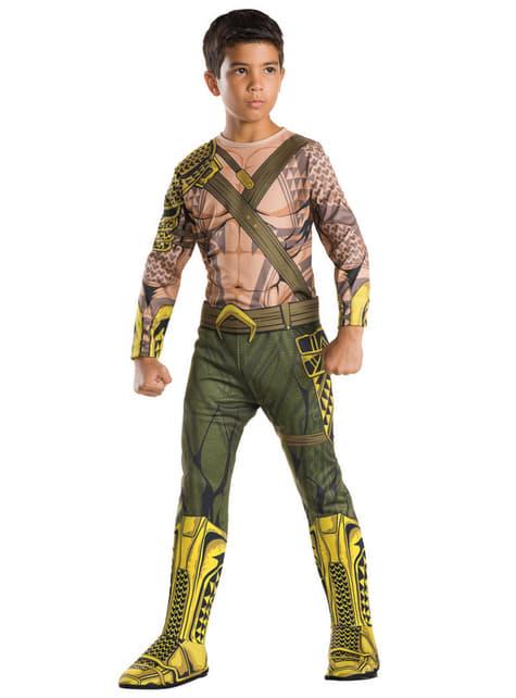 Boy's Aquaman: Batman v Superman Costume