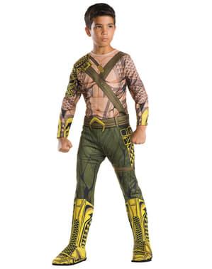 Costum Aquaman Batman vs Superman pentru băiat