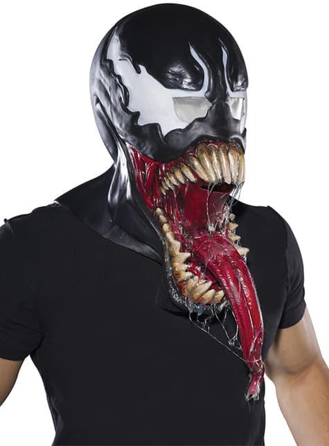 Máscara de Venom deluxe para hombre
