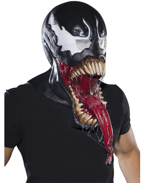 Venom maske deluxe til mænd
