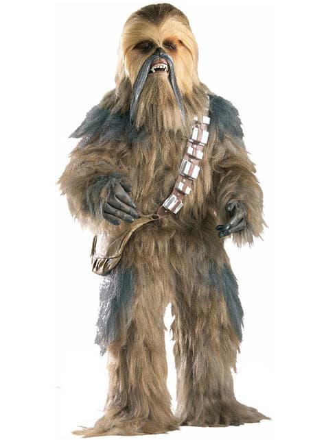 Kostým pro dospělé Chewbacca (Hvězdné války) supreme