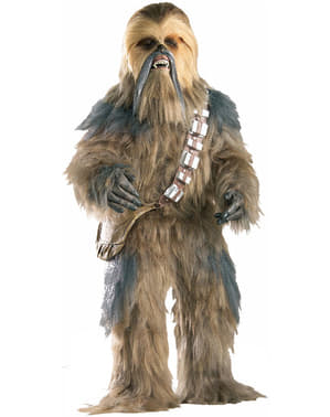 Chewbacca Supreme kostume