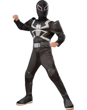 Fato de Agente Venom deluxe para menino