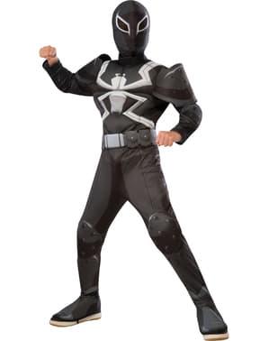 Луксозен детски костюм на агент Венъм