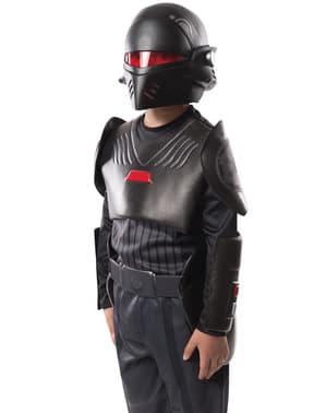 Casco de Inquisidor Star Wars Rebels para niño