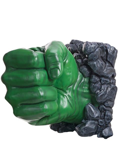 Decoración de pared mano de Hulk