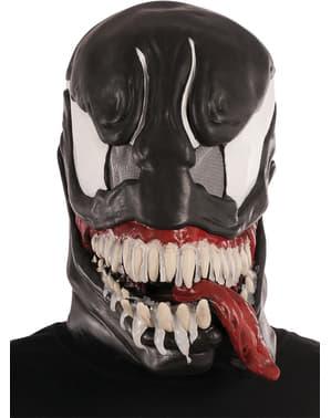 Máscara de Venom para homem