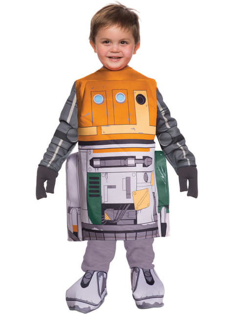 Disfraz de Chopper Star Wars Rebels para niño