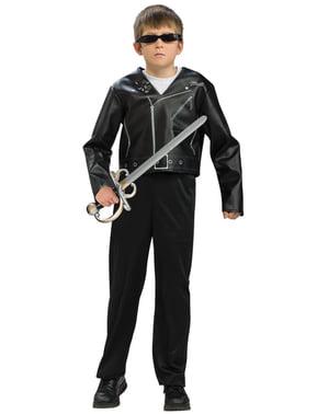 Disfraz de Mutt Indiana Jones para niño