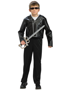 Mutt Williams Kostüm für Jungen aus Indiana Jones