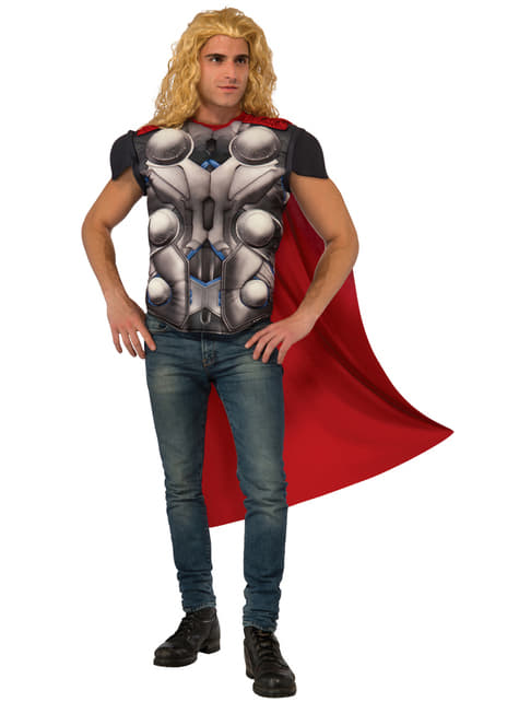 Thor The Avengers kostume sæt til mænd