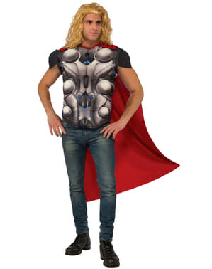 Set Maskeraddräkt Thor The Avengers för honom