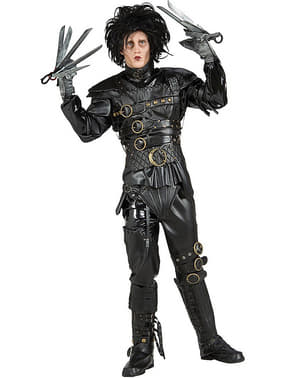 Edward Saksehånd kostume deluxe