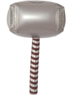 Надуваем Thor Hammer
