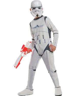 ילדים stormtrooper תלבושות