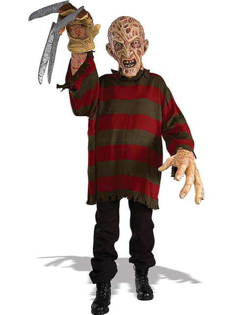 Disfraz de Freddy Krueger Supreme