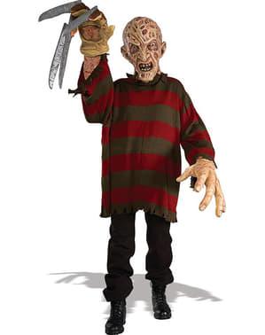 Kostým pro dospělé Freddy Krueger Noční můra v Elm Street supreme
