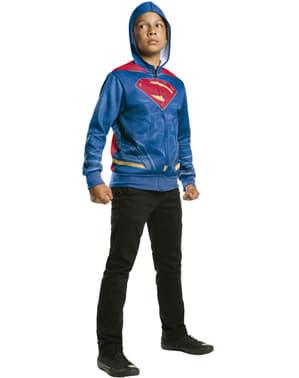 Jacka med huva Superman Batman vs Superman för barn