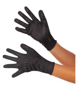 Жіноча чорна вдова капітан Америка громадянської війни рукавички