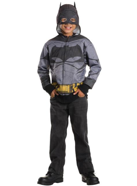 Casaco de Batman, Batman v Super-Homem para menino