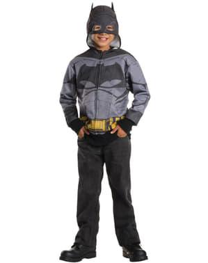 Batman vs. Superman Batman jakke til drenge