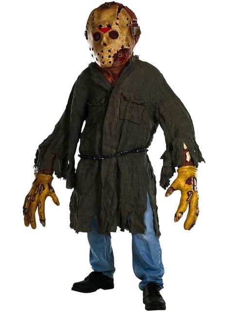 Kostým pro dospělé Jason Pátek 13. supreme