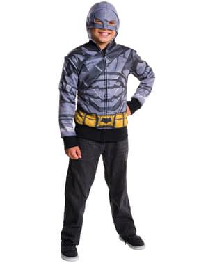 Casaco de Batman armadura, Batman v Super-Homem para menino