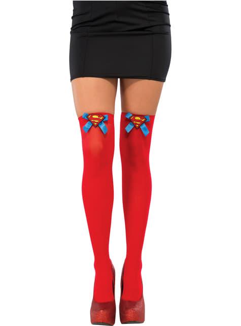 Pantys de Supergirl para mujer