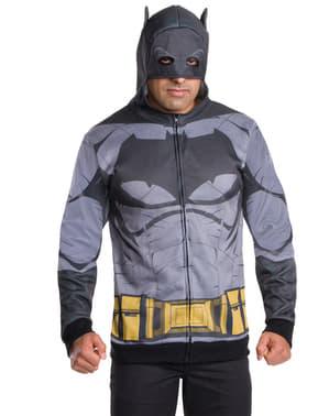 メンズバットマン:バットマンvスーパーマンジャケット