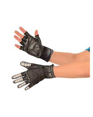 Rękawiczki Zimowy żołnierz Wojna bohaterów męskie