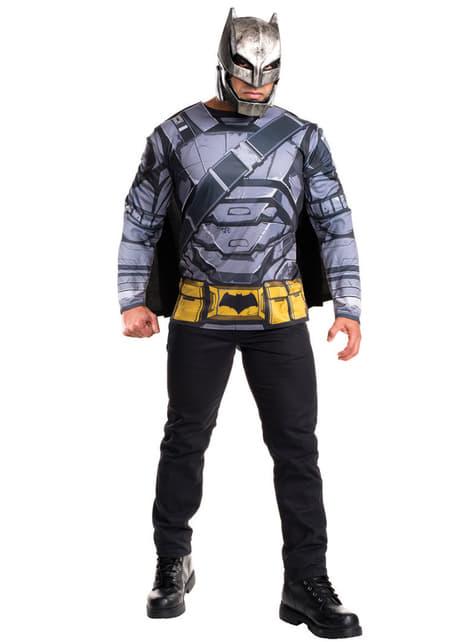 Men's Batman: Batman v Superman Armour Costume Kit