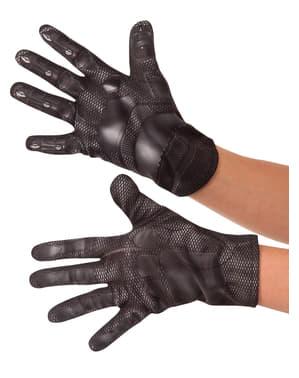 Boy's Black Panther Captain America Civil War Gloves