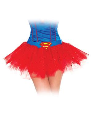 Dámská tylová sukně Superman