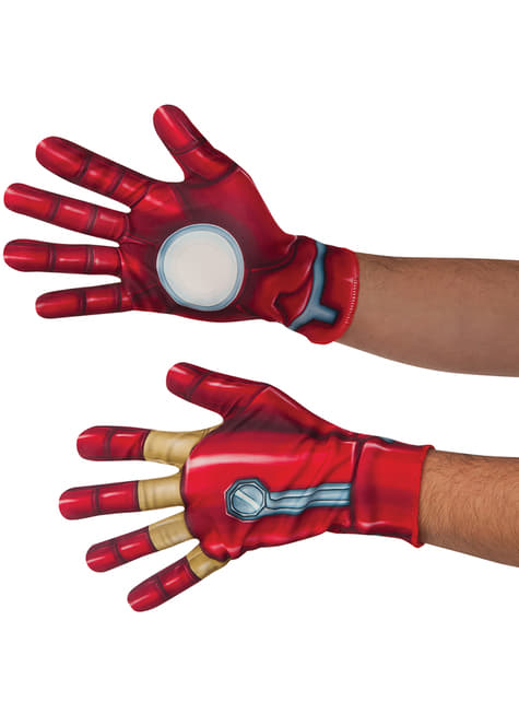 Gants Iron Man Captain America Civil War homme
