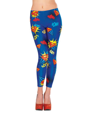 Women's Supergirl Leggings