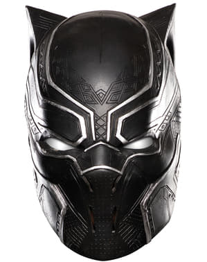 Komplett mask Black Panther Captain America Civil War vuxen