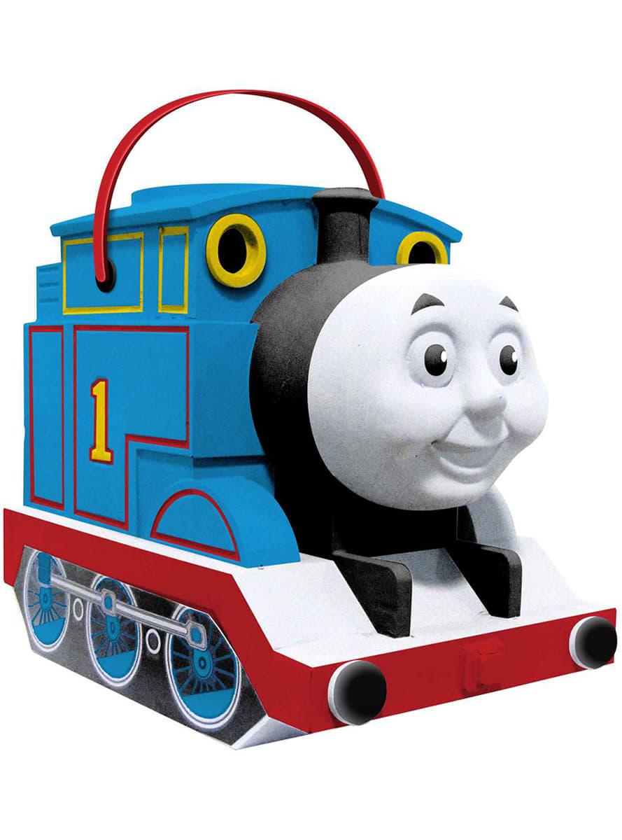 thomas die kleine lokomotive eimer f r kinder f r kost m. Black Bedroom Furniture Sets. Home Design Ideas