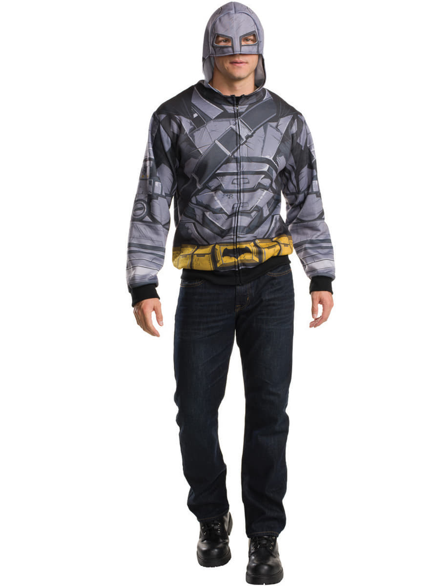 Veste batman masque armure batman v superman homme - Masque superman ...