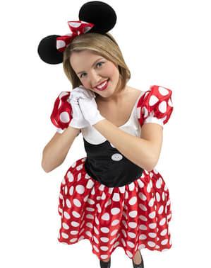 Minnie Mouse ενδυμασία για ενήλικες