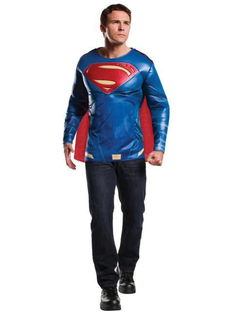 Deluxe Miesten Batman v Superman: Teräsmies-asusetti